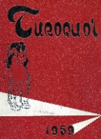 1959 Yearbook Cover