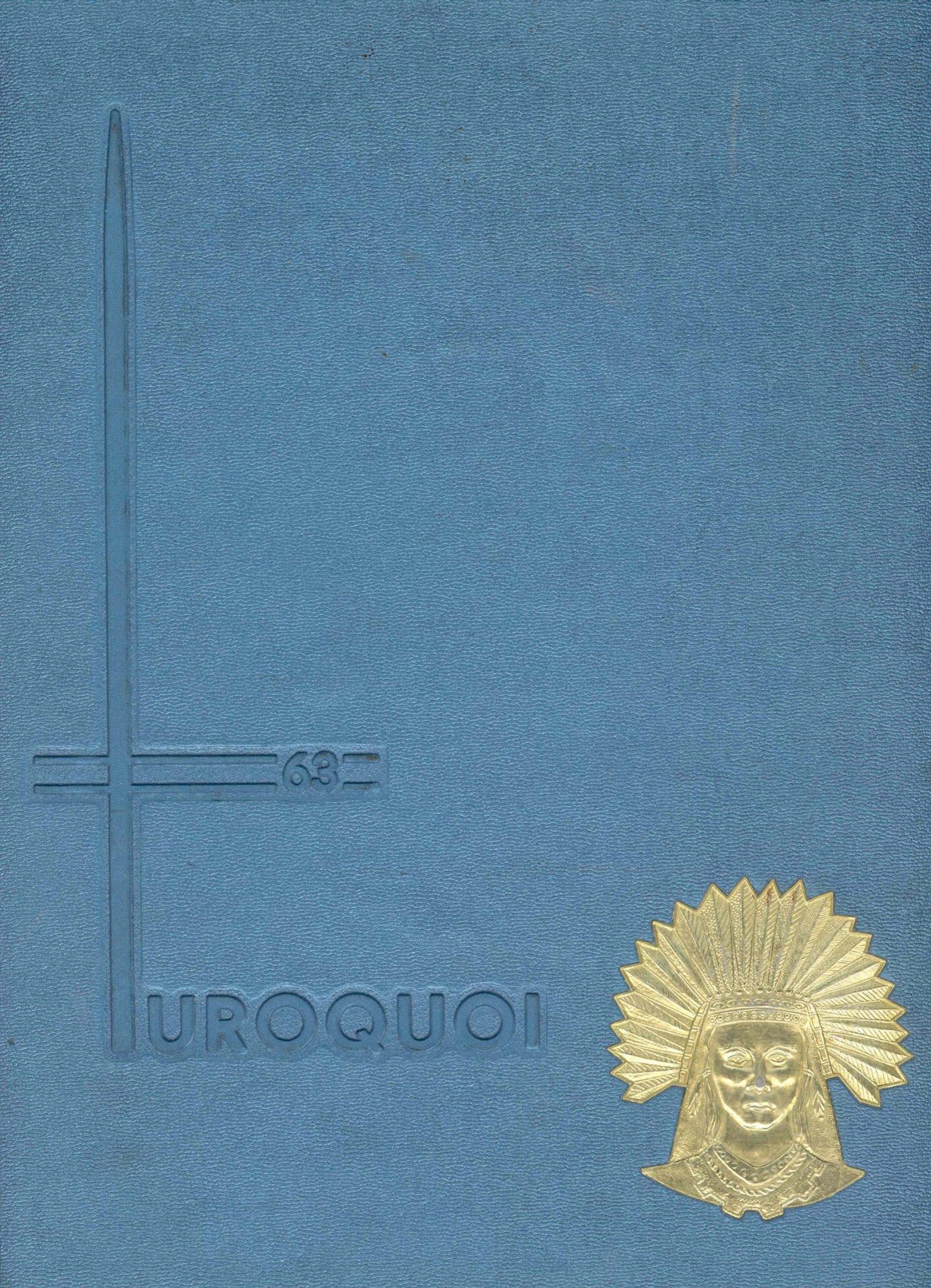 1963 annual