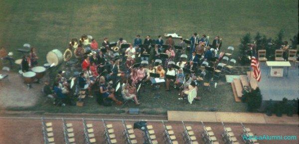 AHSbandgrad1970