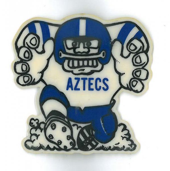 Aztec Pin-Football