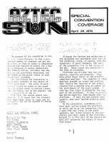 042474 Aztec Sun