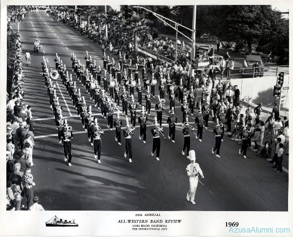 1969 All Western Band Review