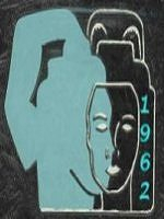 1962 Yearbook Cover