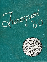 1960 Yearbook Cover