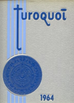 1964 Yearbook Cover