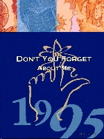 1995 Yearbook Cover