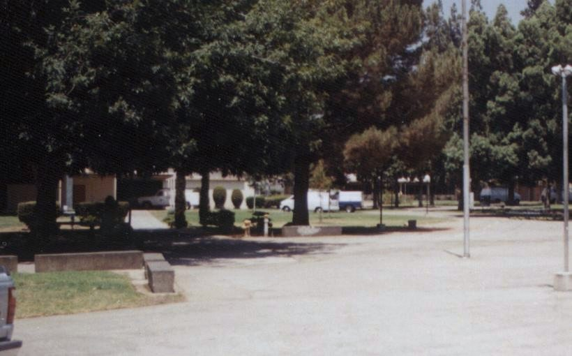 AHS Campus August 2001 Photo by (Julie Krejci) Wilson