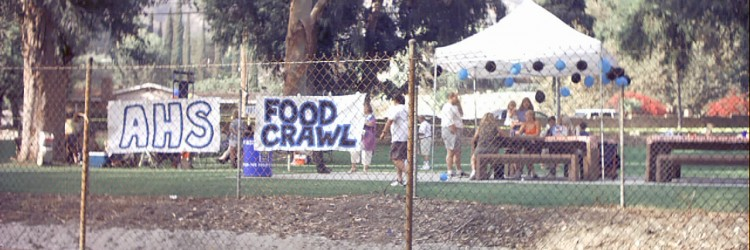 Food Crawl 2000